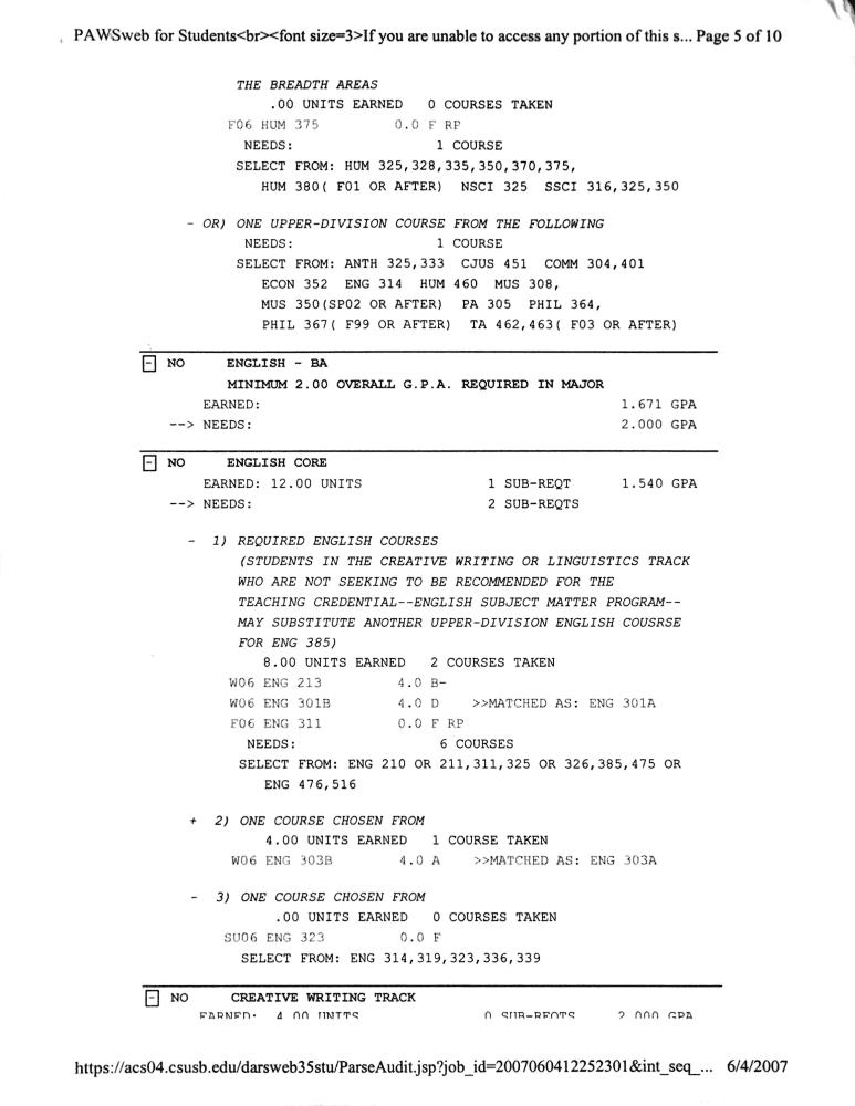 060407 university transcripts 4