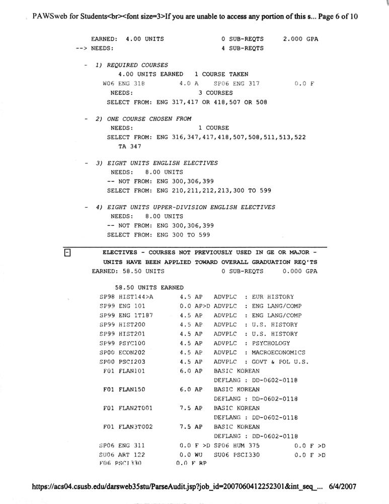 060407 university transcripts 5