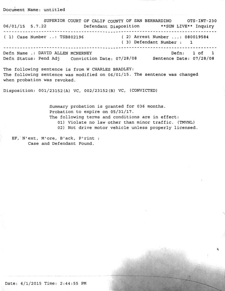 DUI paperwork 10