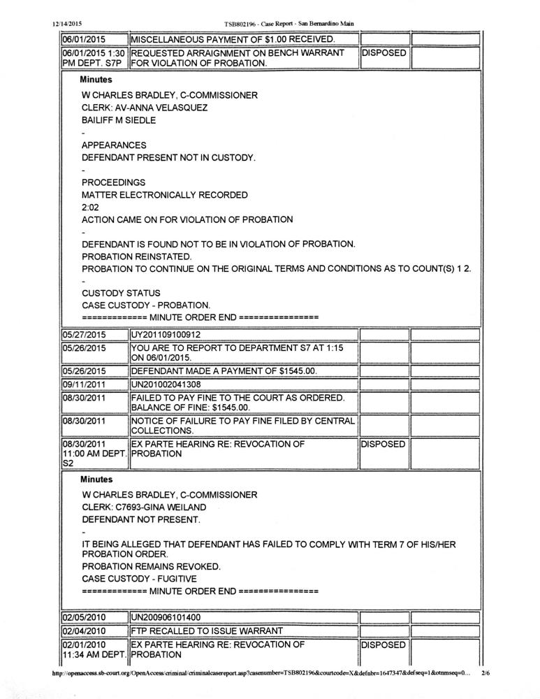 DUI paperwork 5