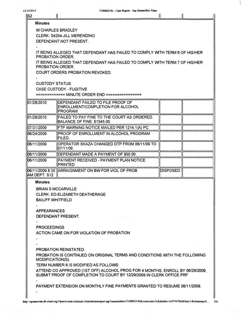 DUI paperwork 6
