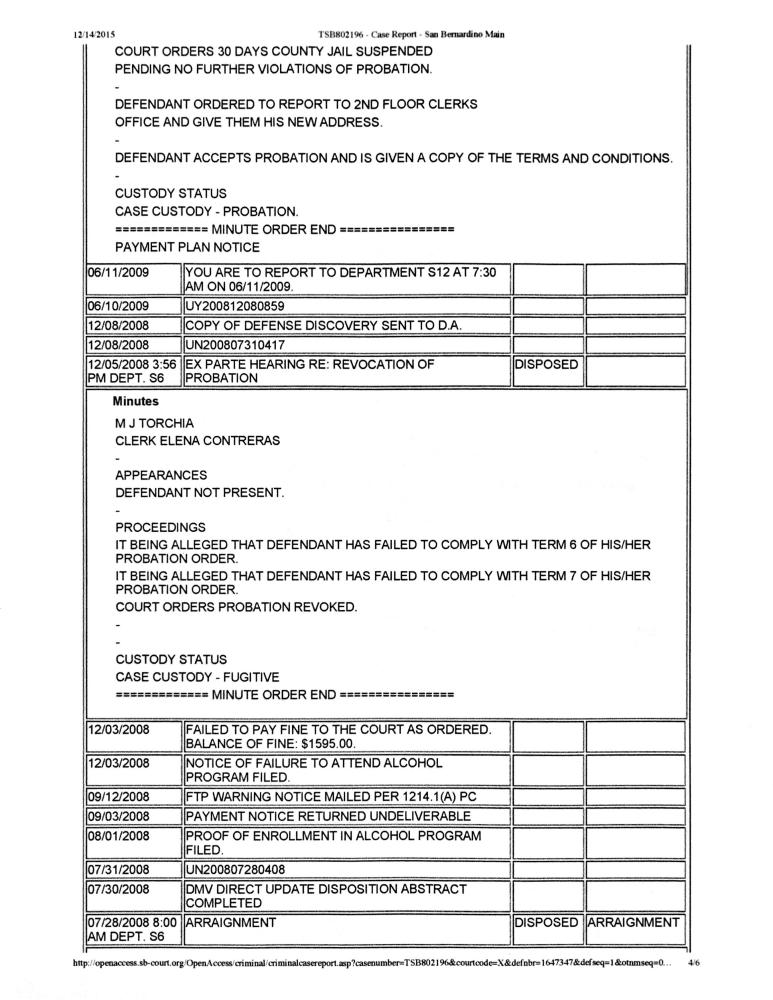 DUI paperwork 7